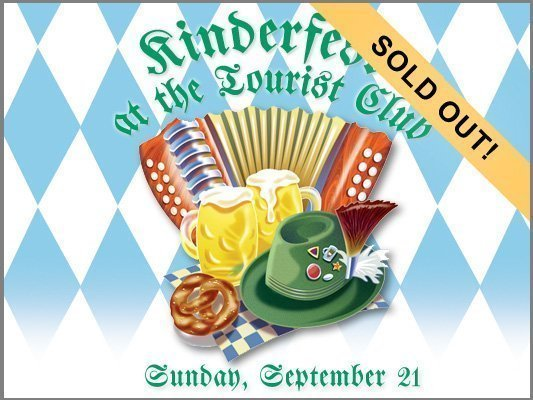 Kinderfest sold out