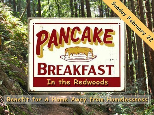 Pancake Breakfast for Kids Feb 22