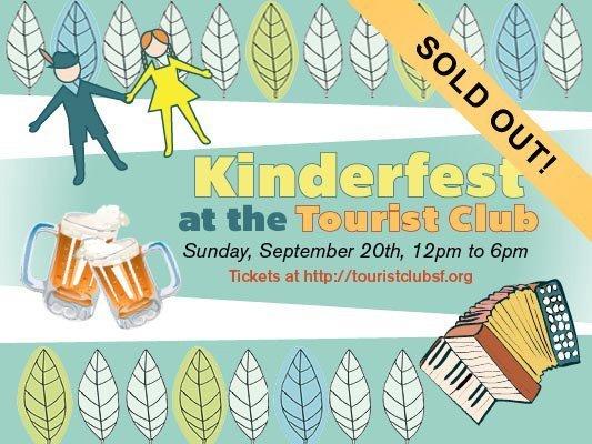 Kinderfest 2015 sold out