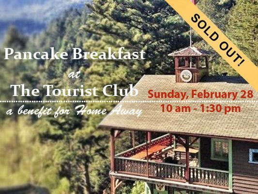 Pancake Breakfast Sold Out