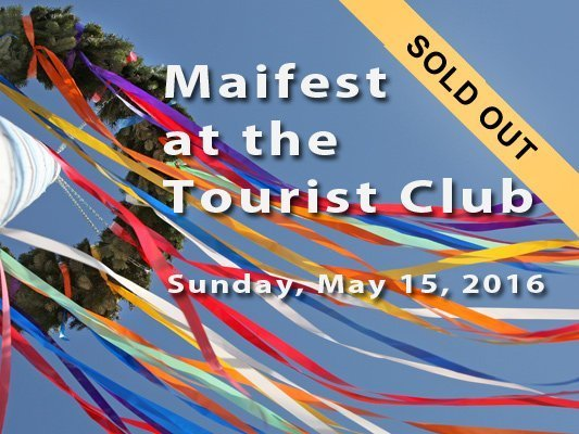 Maifest is sold out
