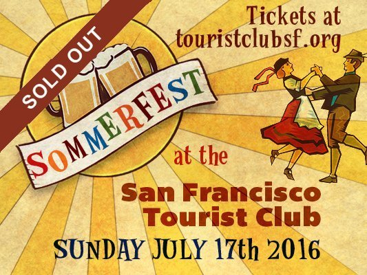 Sommerfest Sold Out