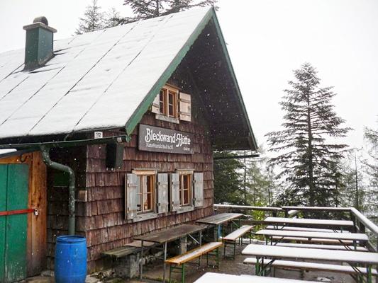 Bleckwandhütte, Bad Ischl, Austria