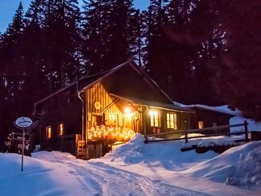 Bregenzerhütte, Voralberg, Austria