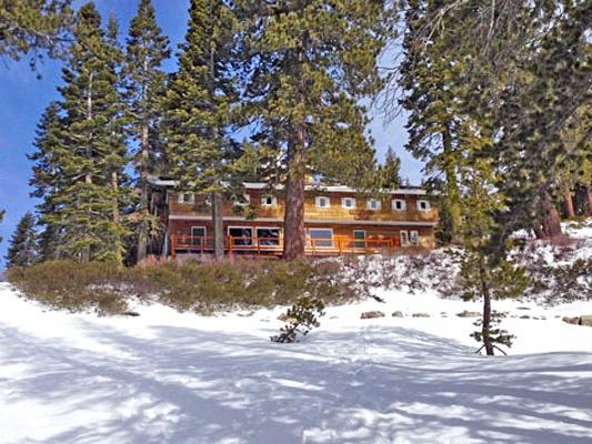 Heidelmann Lodge, Donner Summit, Sierra Nevada Range, California