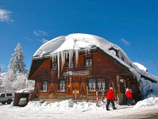 Menzenschwander Hütte, Germany