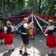 Maifest dancers • Photo by Susanne Friedrich