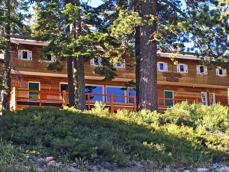 Heidelmann Lodge Summer 2015